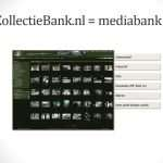 CollectieBank is een mediabank